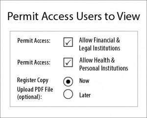 Permit Access